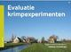 Evaluaties krimpexperimenten 1 cover 1520870610