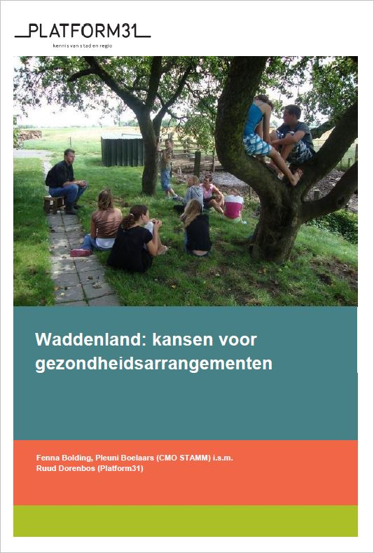 Waddenland cover